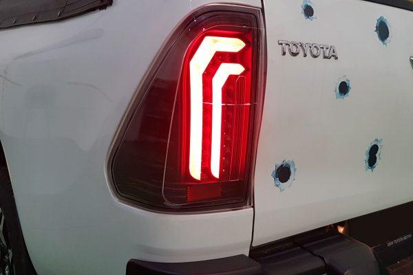 Toyota Hilux Revo Rocco LED Rear Ligths