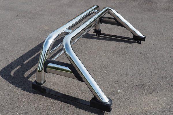 Isuzu Rodeo Stainless Steel Roll Bar
