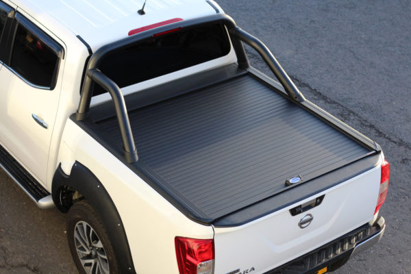 Mercedes X Class Roll and Lock Cover Armadillo