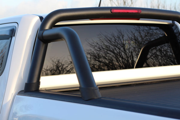 Mercedes X Class Quality Armadillo Roll Top Cover - Black