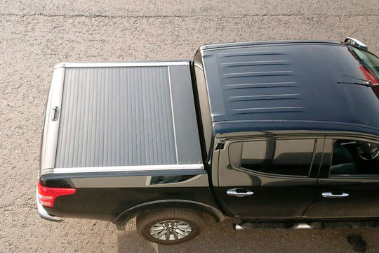 Mitsubishi L200 Series 5 ProRoll Roller Shutter - Double Cab