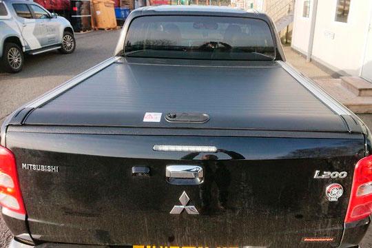 Fiat Fullback ProRoll Roller Shutter