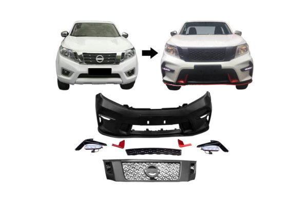 Nissan Navara NP300 Body Kit Hex Upgrade