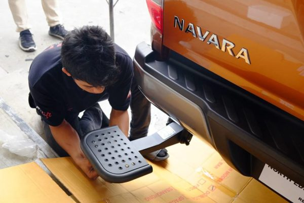 Nissan Navara NP300 T-Step