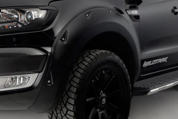 Ford Ranger T8 - Extreme Wheel Arches