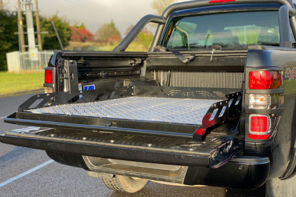 Isuzu Dmax Sliding Load Bed Tray Extendable