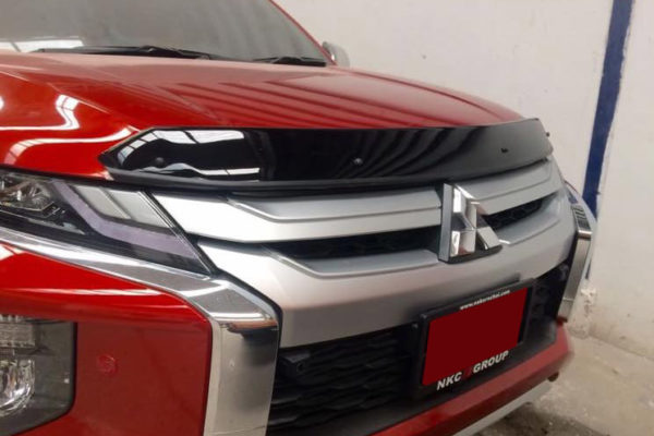Mitsubishi L200 Series 6 Bonnet Guard