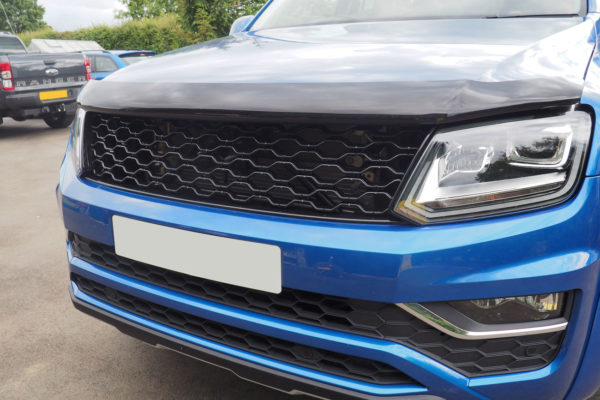 VW Amarok Black Grille - Ultimate Stealth - Gloss Black