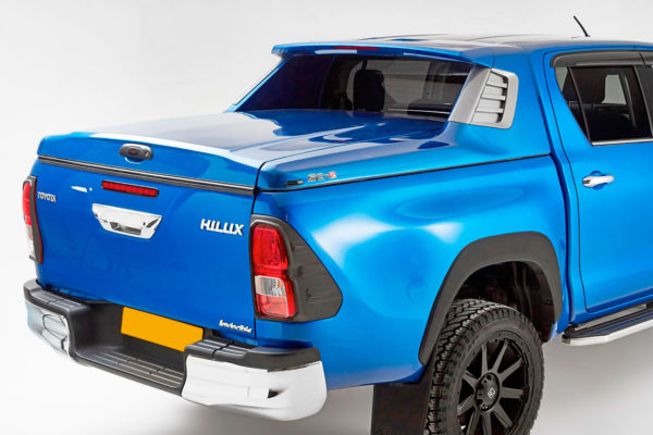 Toyota Hilux (Revo) Alpha SC-Z Hard Load Bed Cover