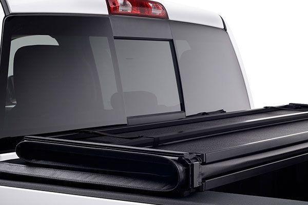 Toyota Hilux Rocco Hawk Hard Tri Fold Tonneau Cover