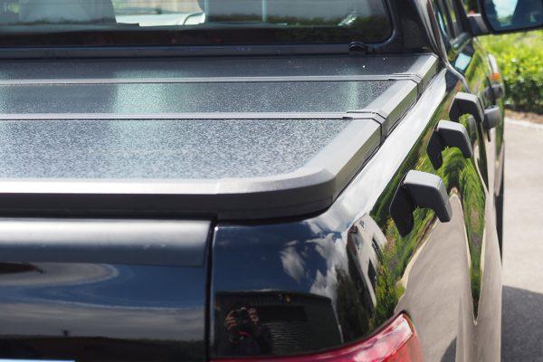 Toyota Hilux Rocco Pro Fold Hard Tonneau Cover