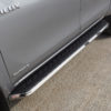 Ford Ranger 2012+ Alpine F1 Running Boards - Stainless Steel