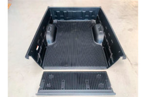Toyota Hilux Extra Cab Load Liner Over Rail 2016+