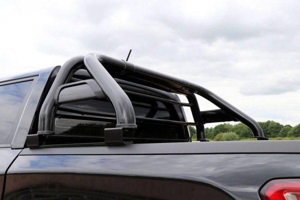 VW Amarok XL Matte Black Roll Bar