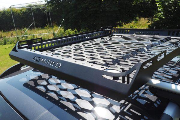 Ford Ranger Combat Roof Basket AQM