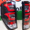 Ford Ranger T6 - LED Rear Lights - NEW STYLE - CLEAR