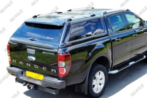 2016 Ford Ranger T6 Hardtop Canopy - Alpha Type E