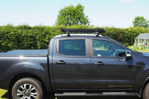 Mercedes X Class Roof Basket Carrier AQM