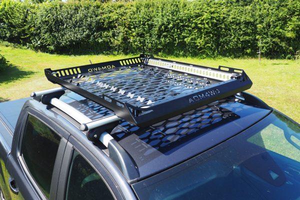 Mercedes X Class Roof Basket Cargo Holder