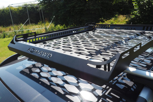 Mercedes X Class Roof Basket AQM Style