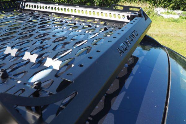 Mercedes X Class Roof Basket Attachment