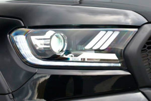 Ford Ranger Mustang-Style DRL LED Headlight Upgrades