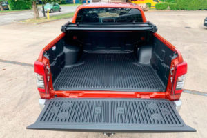 Mitsubishi L200 Series 6 Under Rail Load Bed Liner