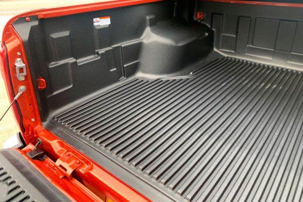 Mitsubishi L200 Series 6 Under Rail Load Bed Liner