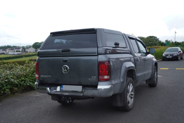 VW Amarok Hardtop Canopy Central Locking VERT-X