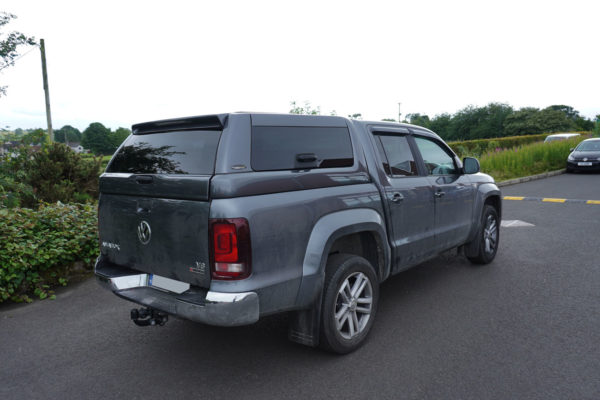 VW Amarok Hardtop Canopy VERT-X Central Locking
