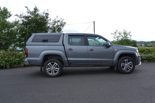 VW Amarok Central Locking Hardtop Canopy VERT-X