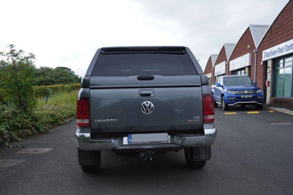 VW Amarok Canopy VERT-X Hardtop