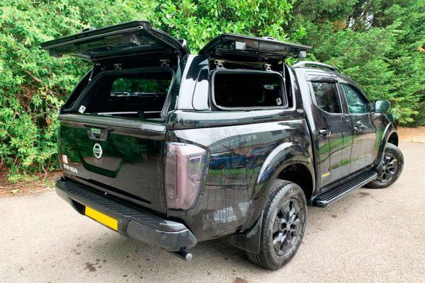 VW Amarok VERT-X Hardtop Canopy