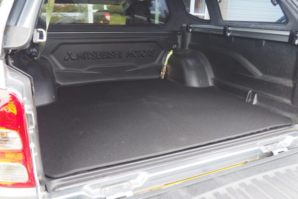 Mitsubishi L200 Series 6 Carpet Load Bed Liner Boot Mat