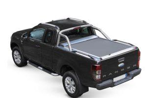 Ford Ranger T6 Super Cab - Roller Shutter - Tesser