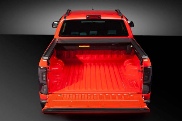 Ford Ranger Electric Roller Shutter EGR Automatic Roll Top Tonneau Cover