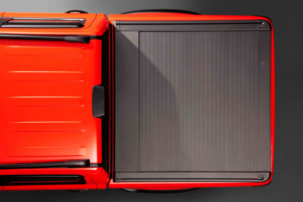Toyota Hilux Electric Roller Shutter EGR Automatic Roll Top Tonneau Cover