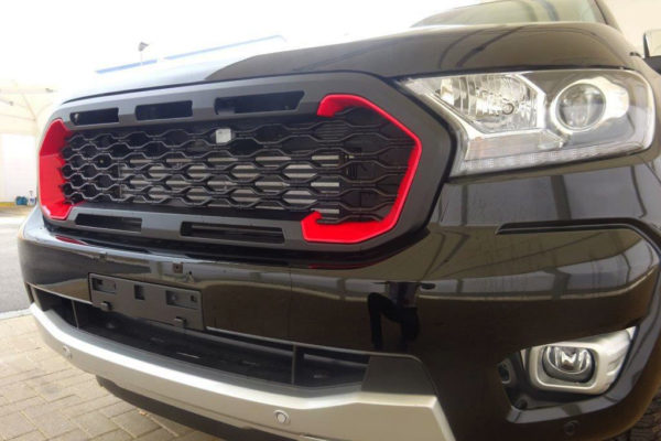 Ford Ranger T8 Ultimate Stealth Grille
