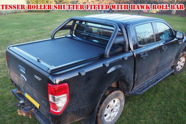Toyota Hilux (Revo) Roller Shutter