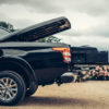 Ford Ranger T6 Sliding Load Bed Tray