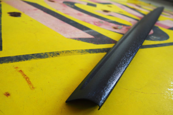 Mitsubishi L200 Tailgate Cap - Large Black Textured