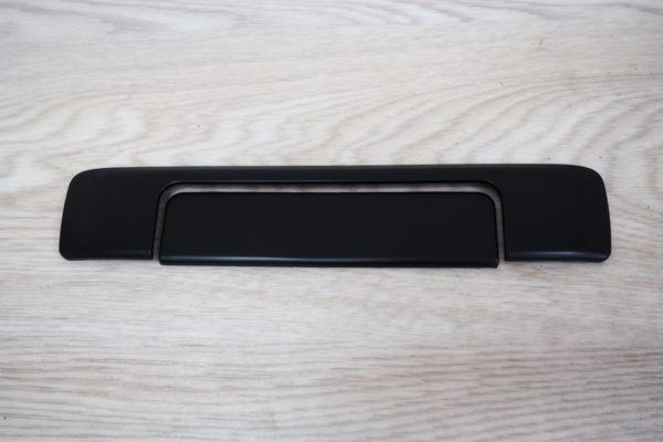 Ford Ranger Tailgate Handle Cover Black
