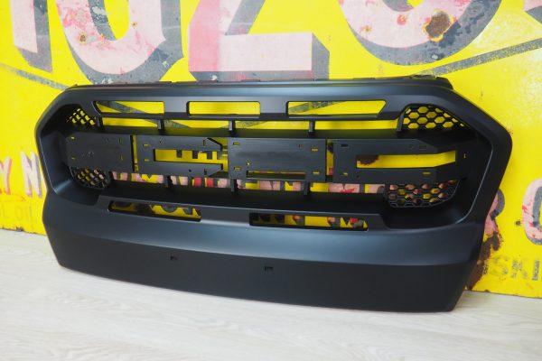 Ford Ranger T8 Wildtrak Front Grille Upgrade FORD - Matte Black