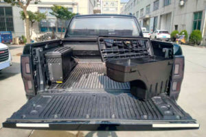 Nissan Navara NP300 Swinging Storage Boxes Truck Bed