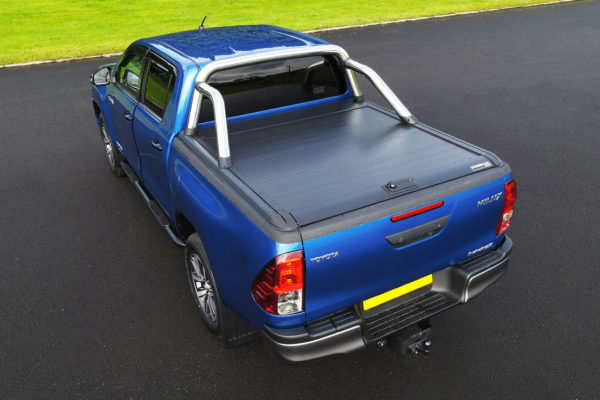 Toyota Hilux Rocco Ridgeback Roller Shutter Hard Roll Top Cover
