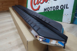 Mitsubishi L200 Series 4 Alpine F1 Stainless Steel Running Boards