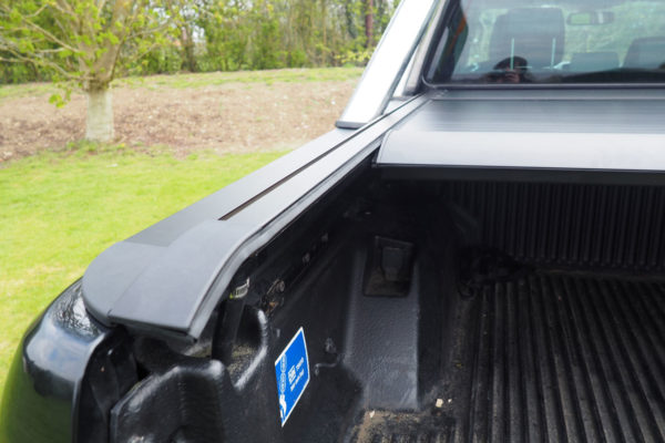 Ford Ranger T6 Pro Roll Roller Shutter with COMBAT Roll Bar Combo