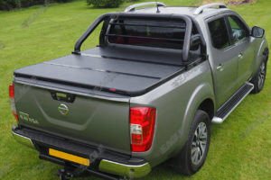 Mercedes X Class Hard Fold And Roll Bar Combo