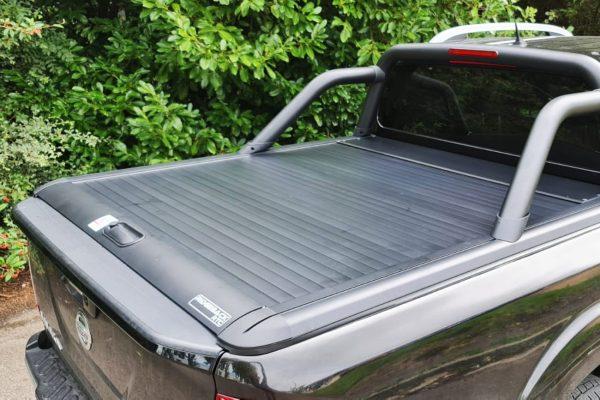 Nissan Navara NP300 Ridgeback Roller Shutter Hard Roll Top Cover