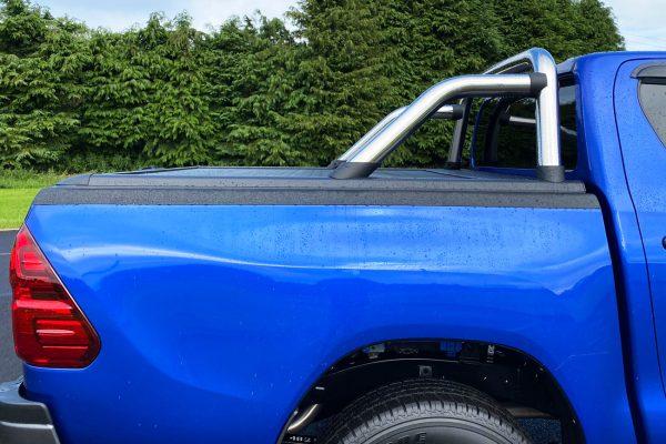 Toyota Hilux Revo Ridgeback Roller Shutter Hard Roll Top Cover